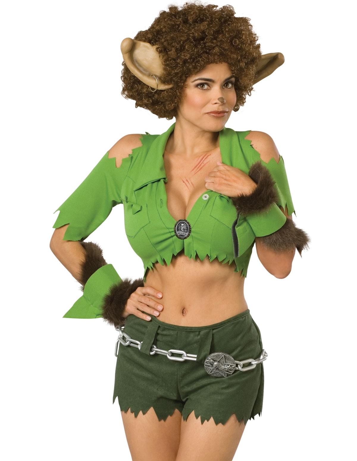 Wolf Woman Costume