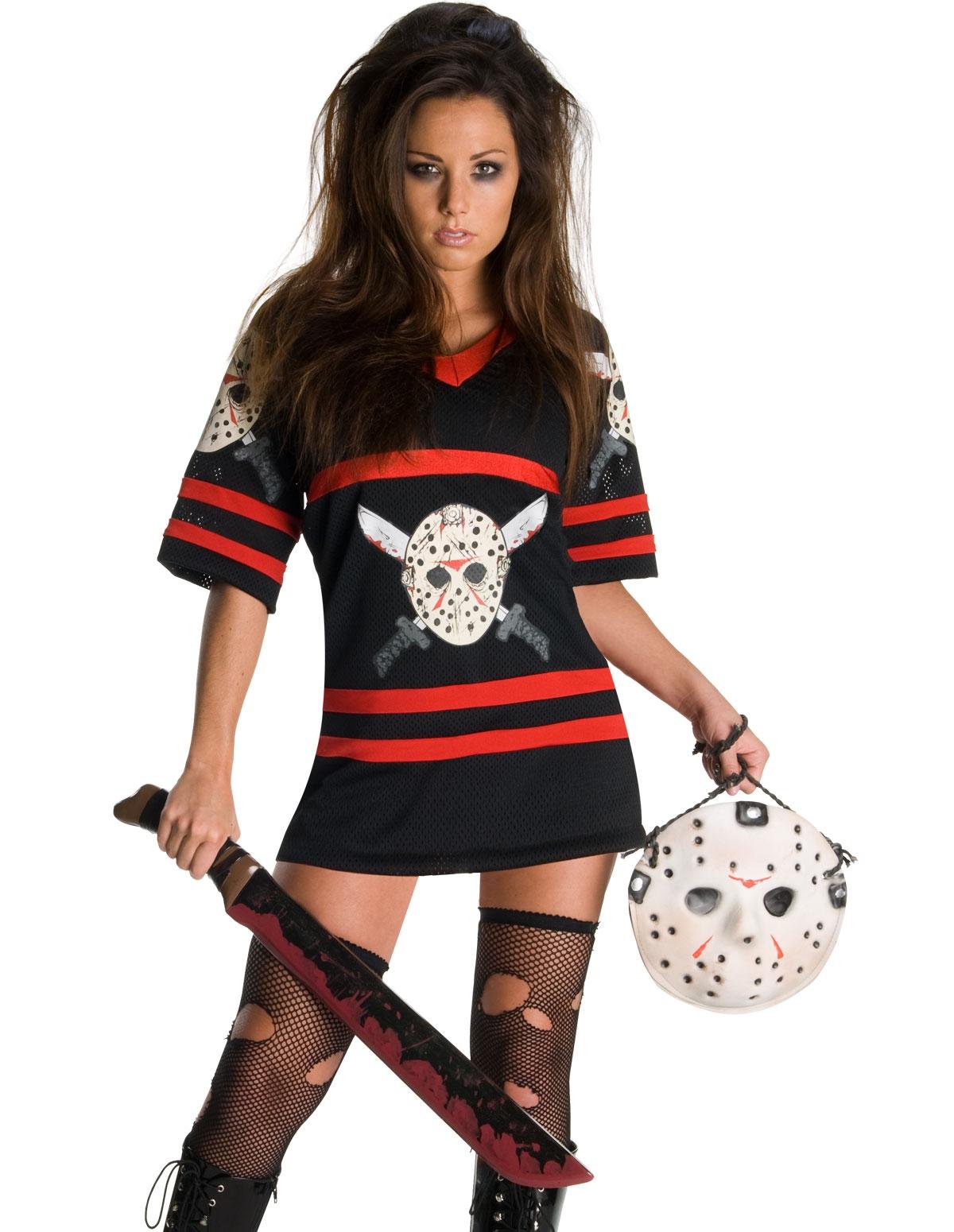 Miss Voorhees Costume