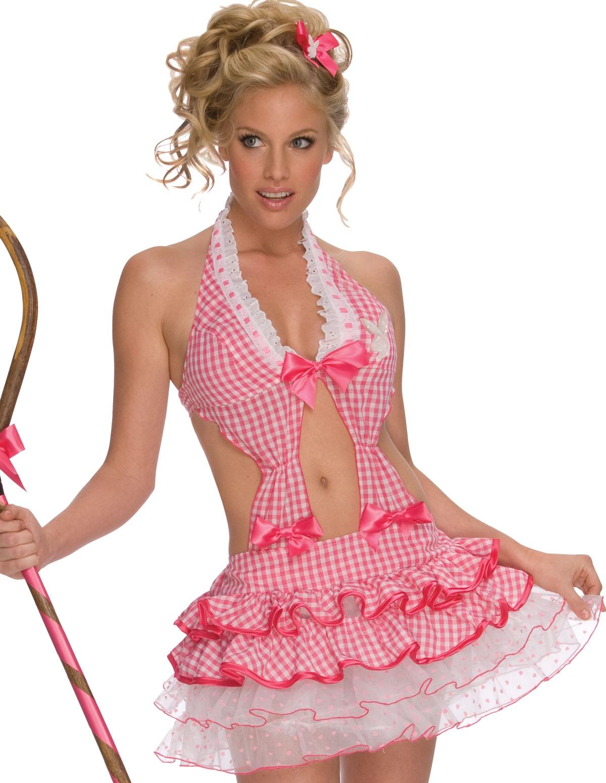 Sexy Shepherdess Costume