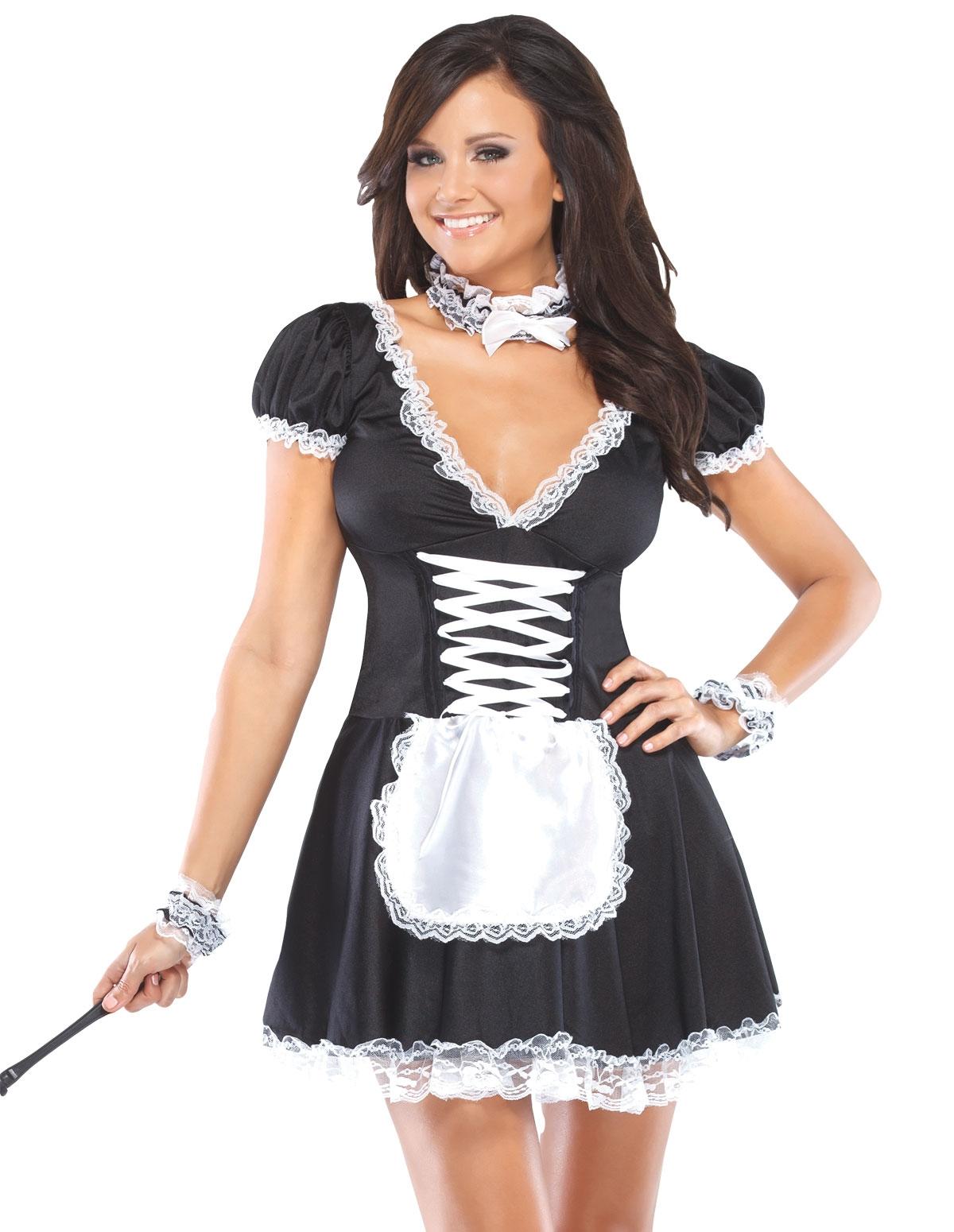 Chamber Maid Costume