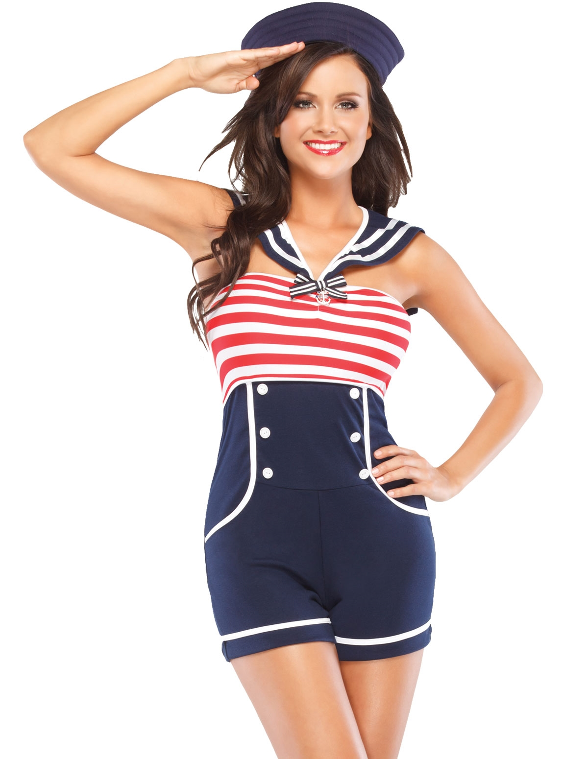 Pin-Up Sailor Costume