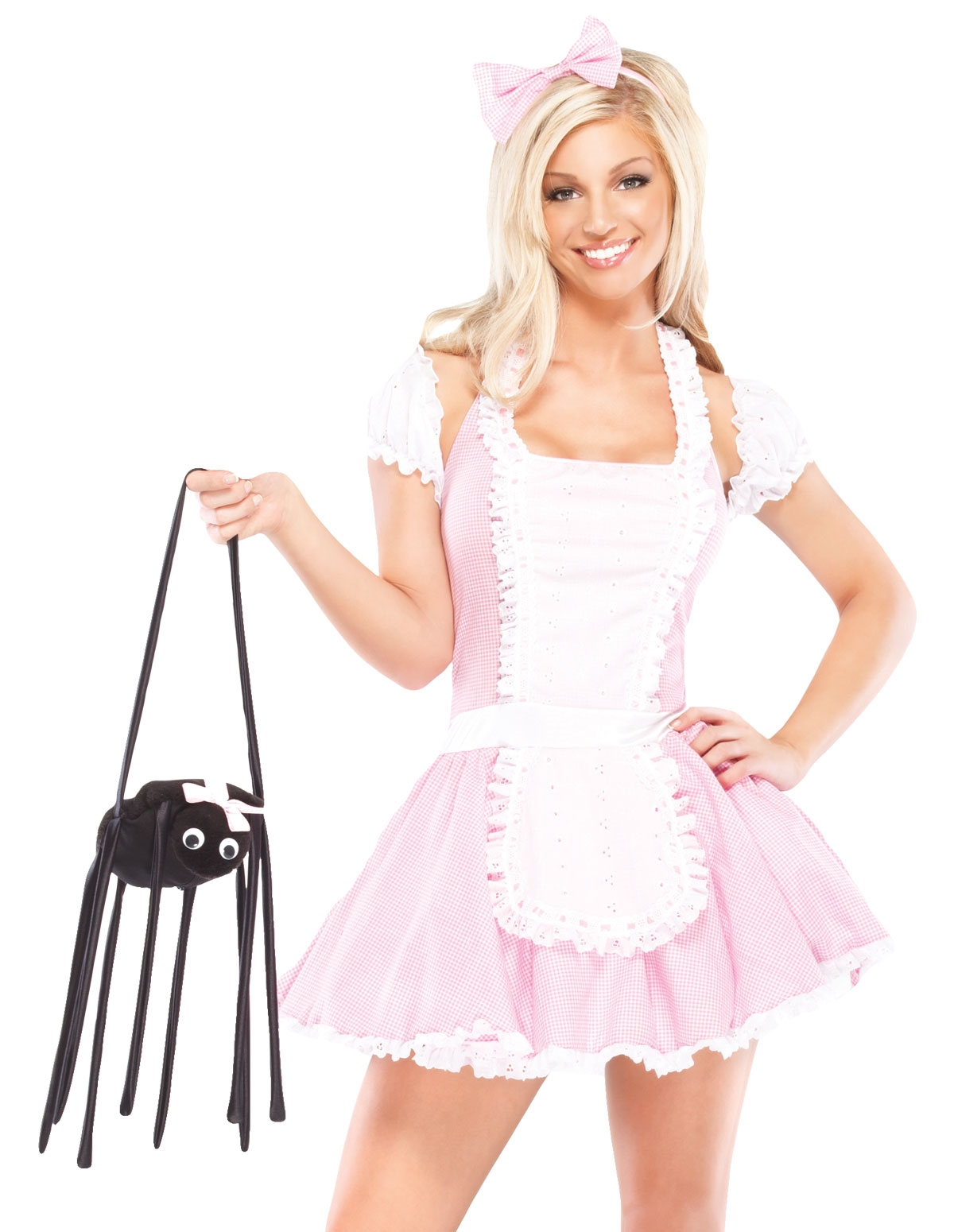 Miss Muffet W/Purse Costume