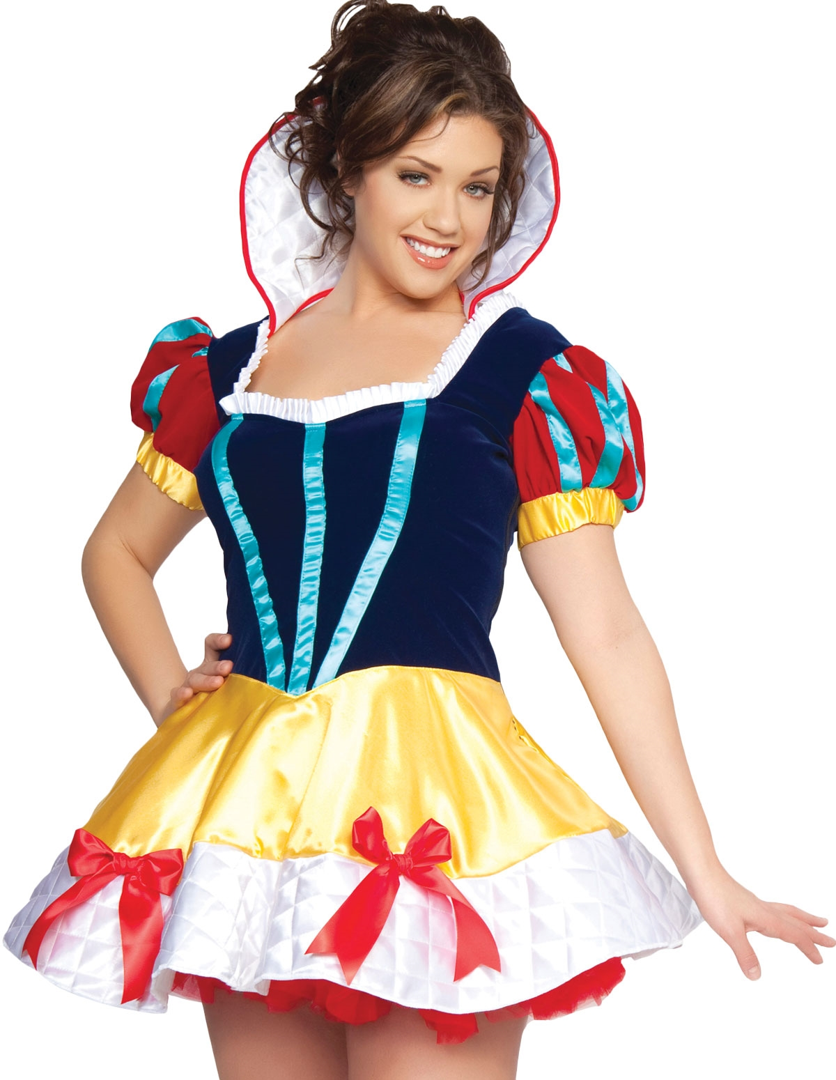 Deluxe Fantasy Princess Costume - Plus
