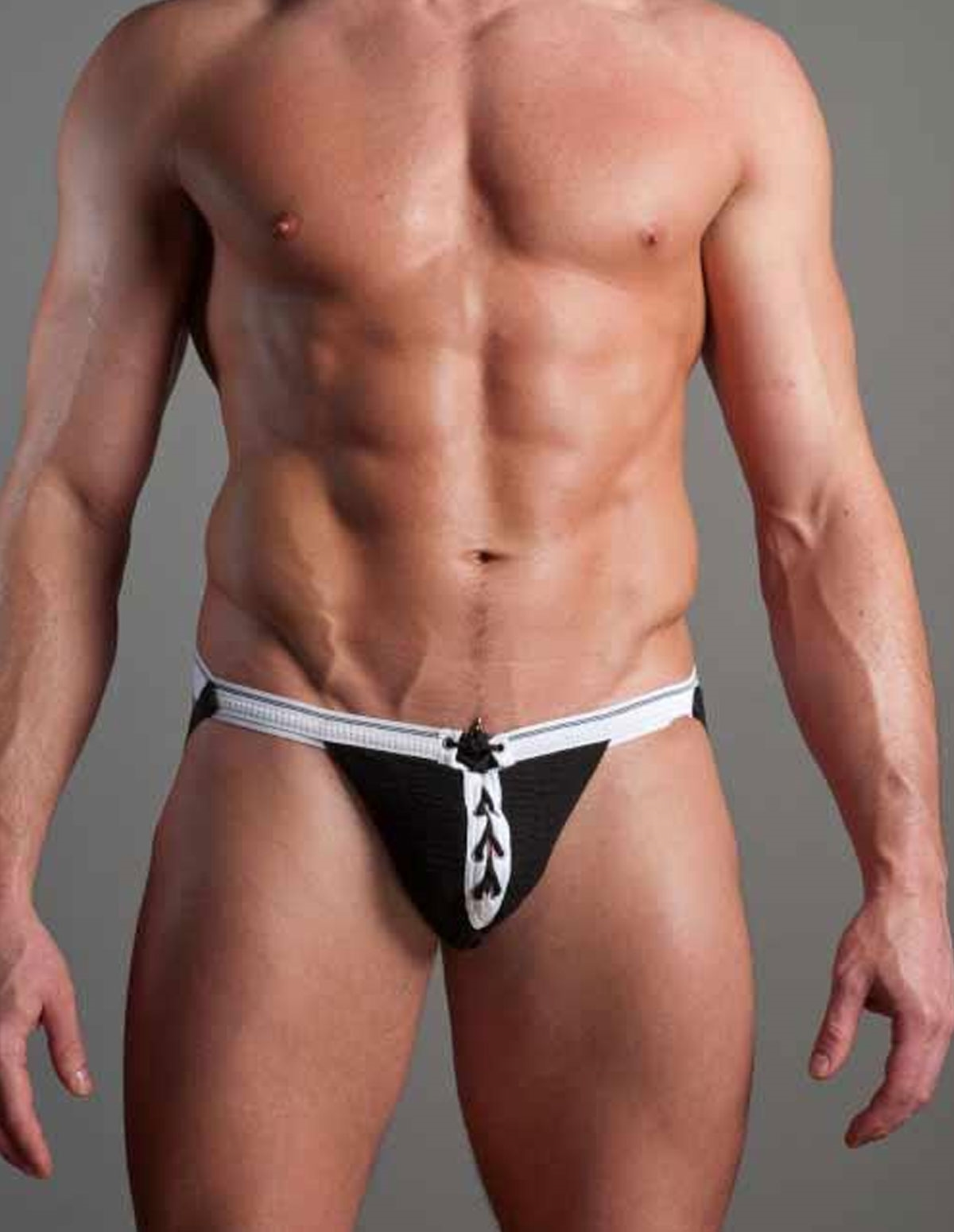 Executive Lace Up Jock Strap
