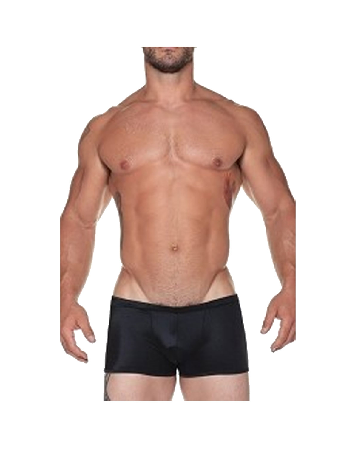 Satin Low Rise Boxer - Plus