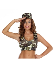 BATTALION BABE COSTUME SET