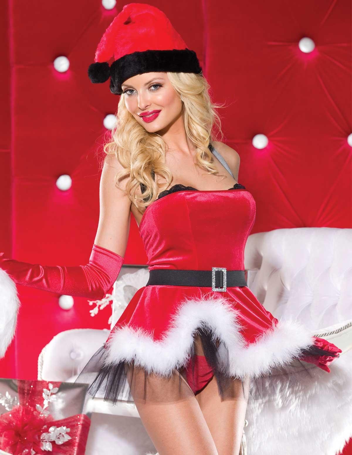 Santa Baby Dress