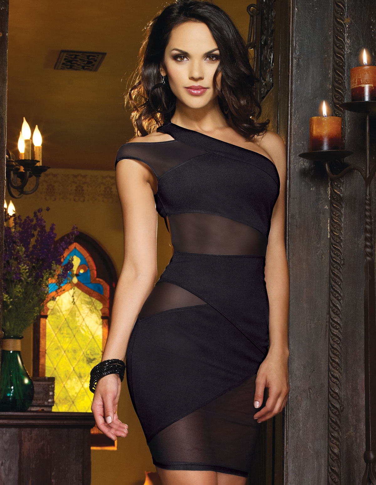 Black Crush Dress