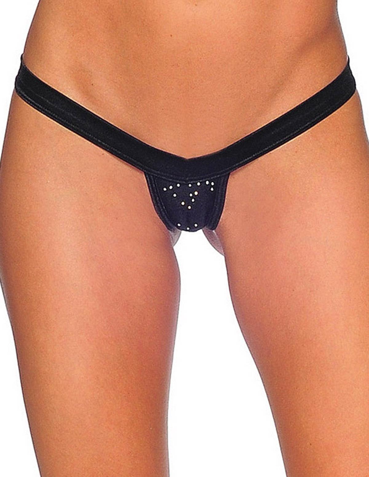 V-Front Comfort Thong