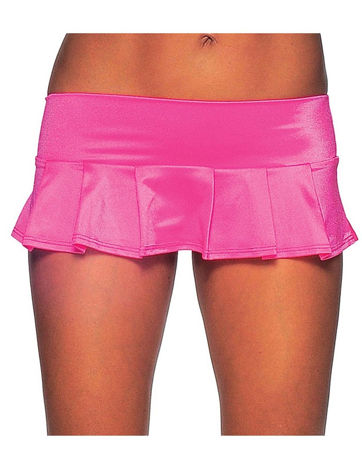 Micro Pleated Skirt