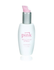 PINK SILICONE LUBRICANT 3.3 OZ