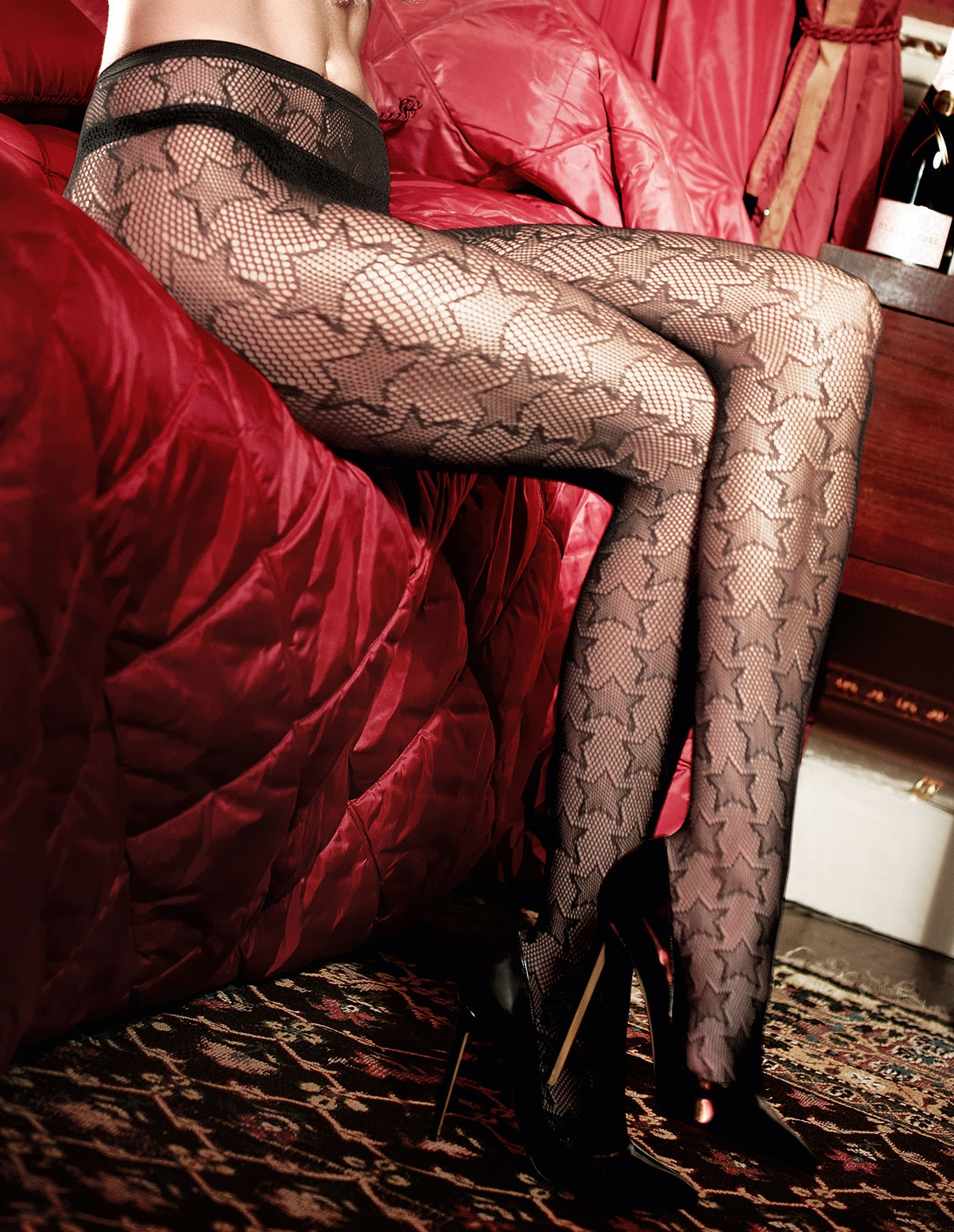 Star Net Pantyhose