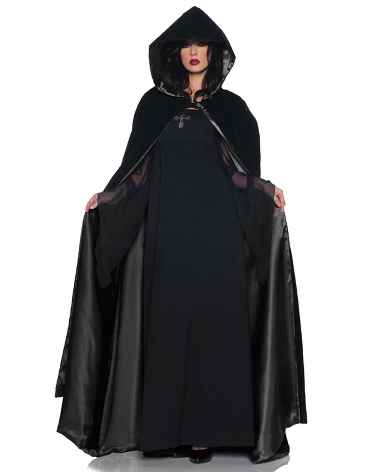 63In Deluxe Costume Cape