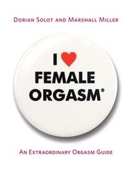 I LOVE FEMALE ORGASM BOOK