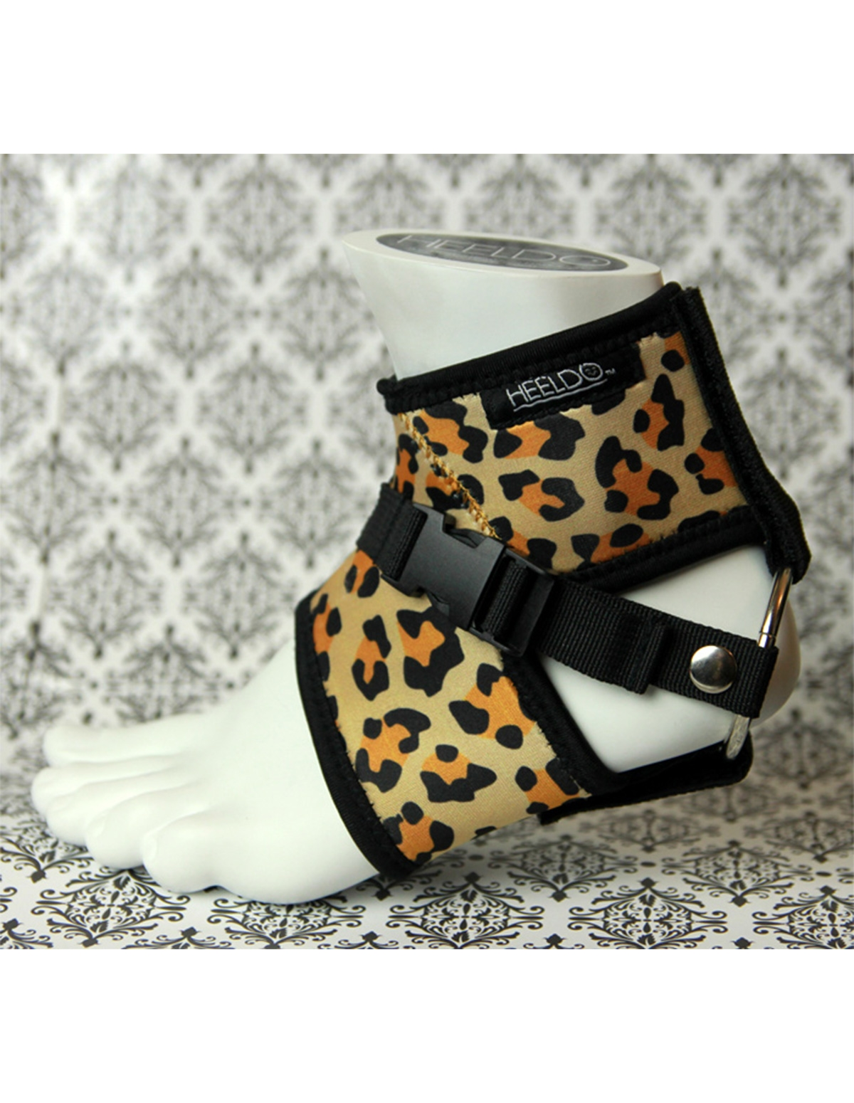 Heeldo Strap-On Foot Harness S/M