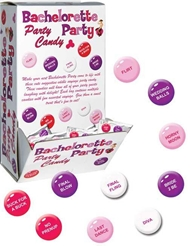 BACHELORETTE PARTY CANDY