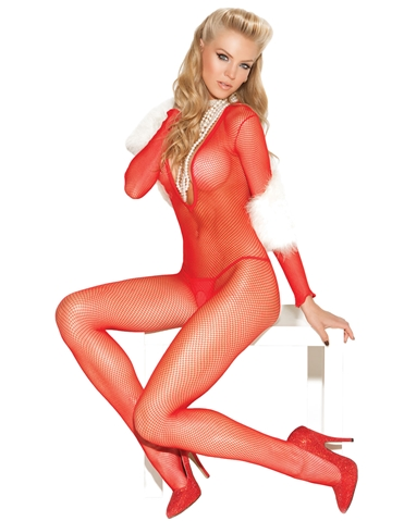 DEEP V BODYSTOCKING