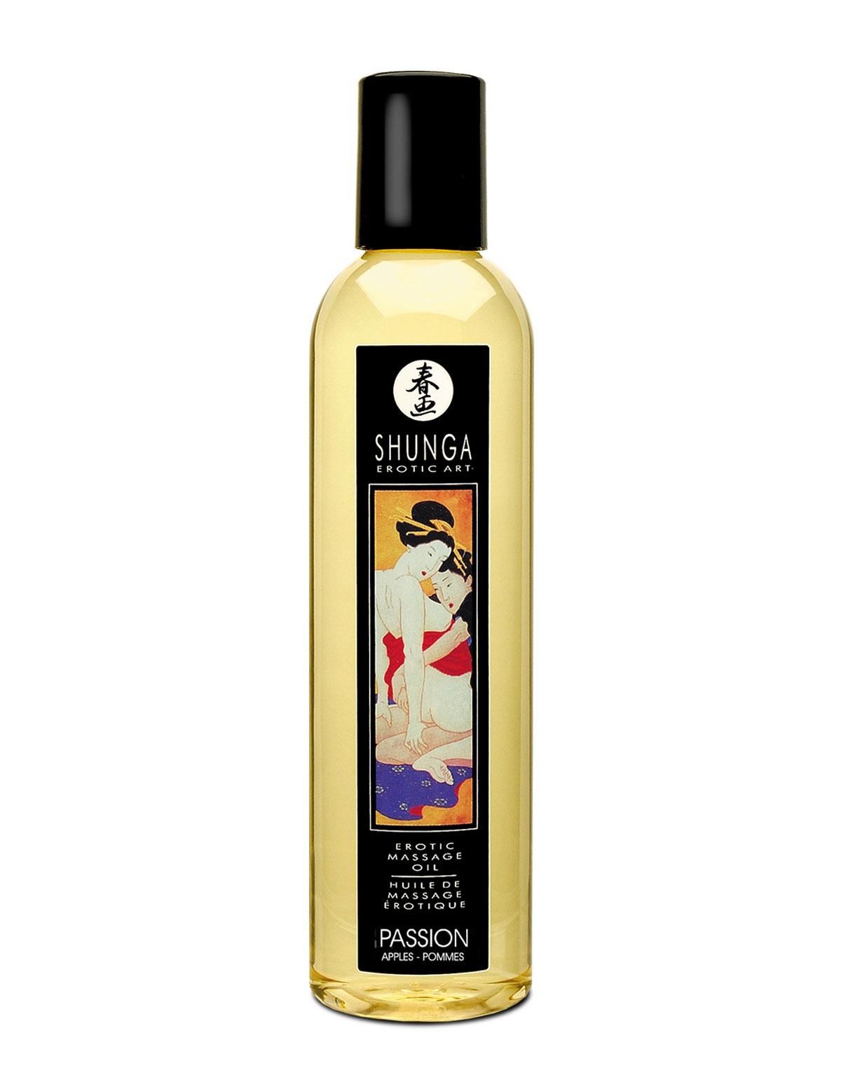 Erotic Massage Oil Passion Apples