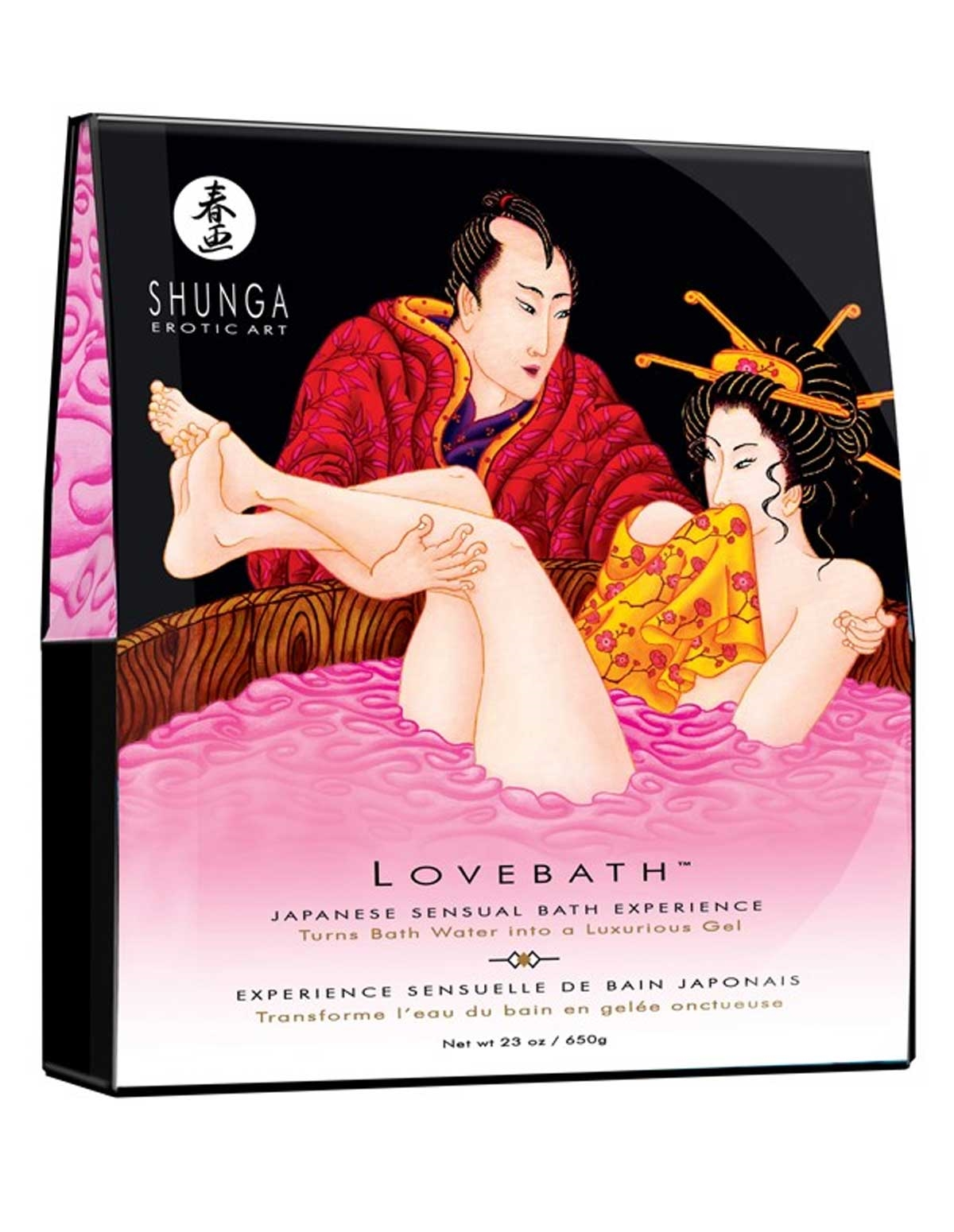 Dragon Fruit Lovebath Bath Gel