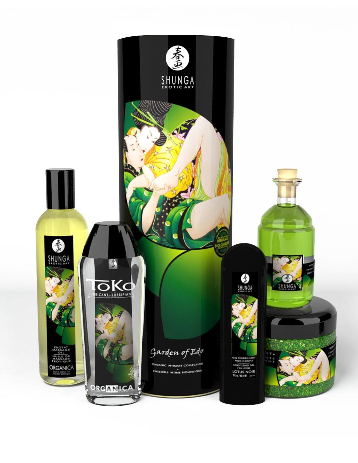 Shunga Garden Of Edo Organic Kit