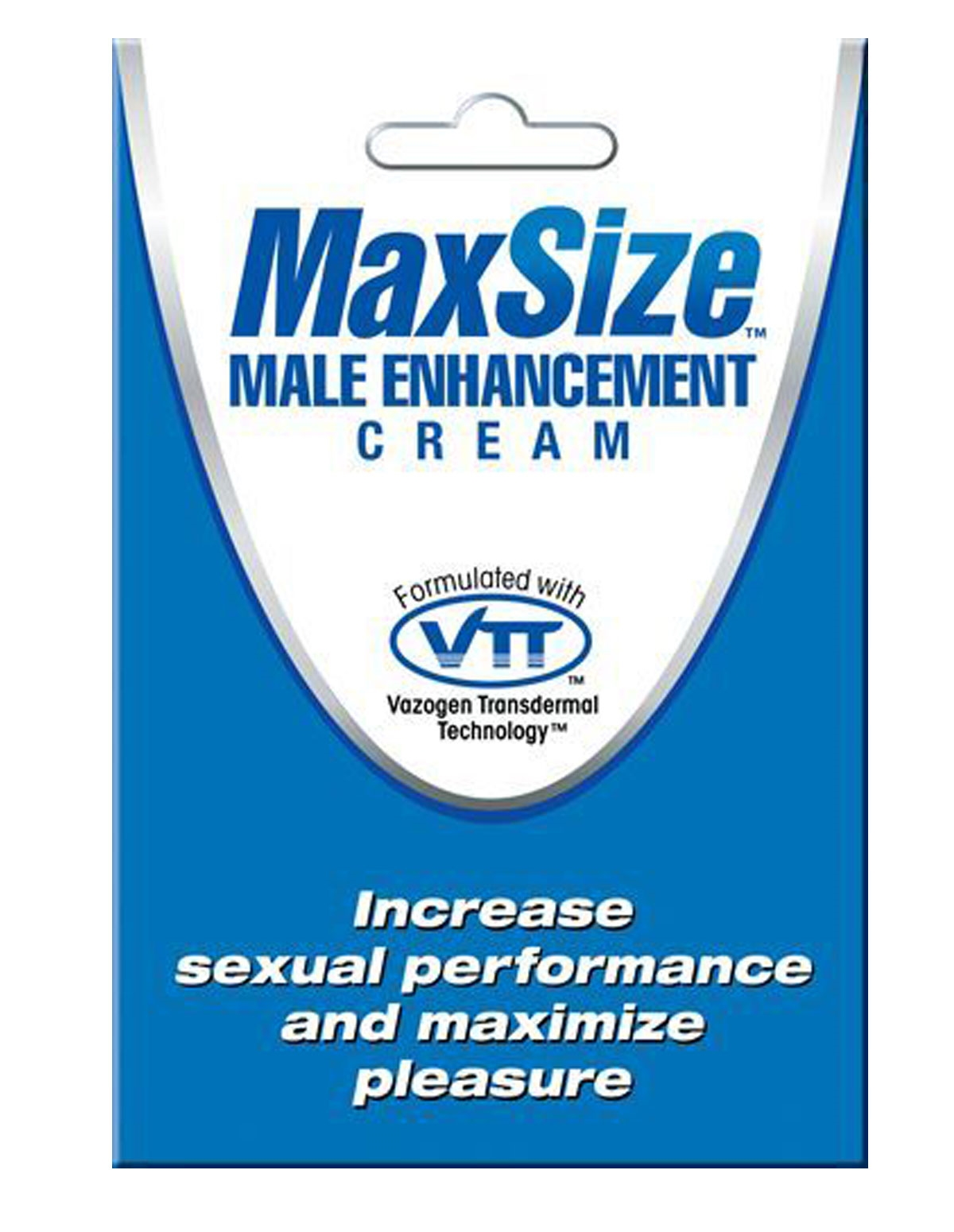 Maxsize Cream Pack