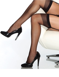 SHEER STOCKINGS - REG & PLUS