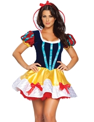 DELUXE FANTASY PRINCESS COSTUME