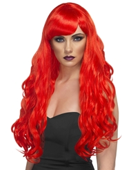 DESIRE WIG - RED