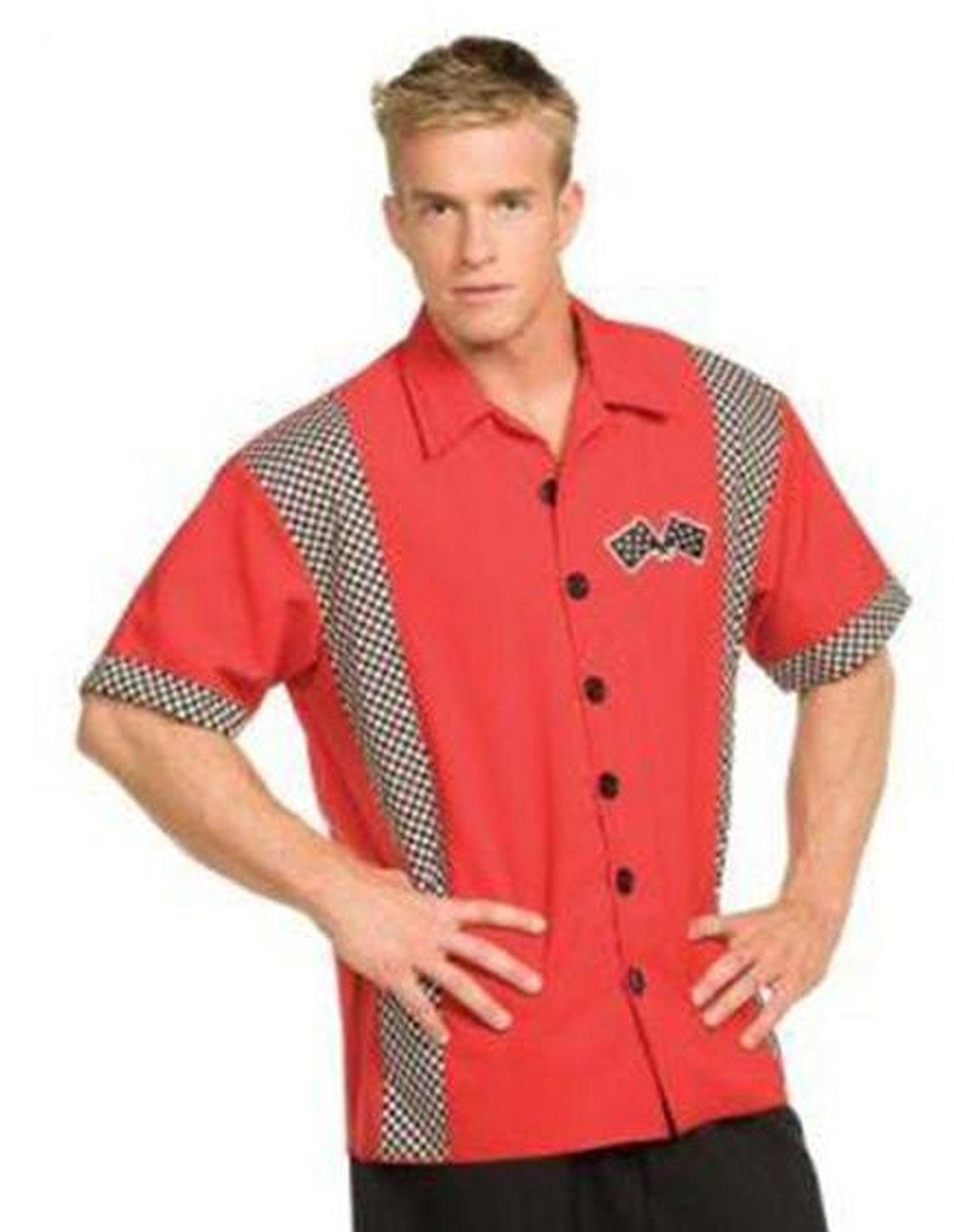 Pit Crew Shirt Costume
