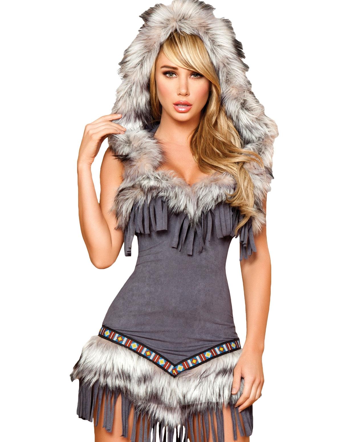 Arctic Temptress Costume