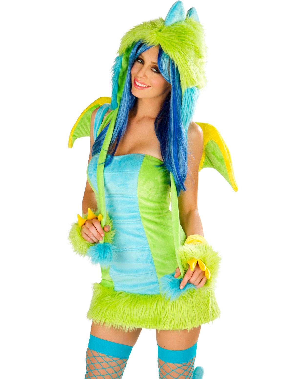 Puff Dragon Costume