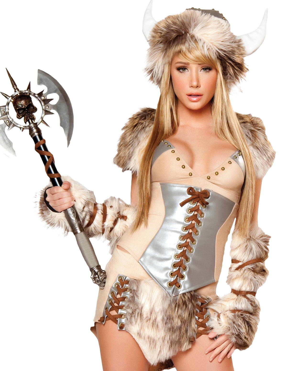 Viking Babe Costume