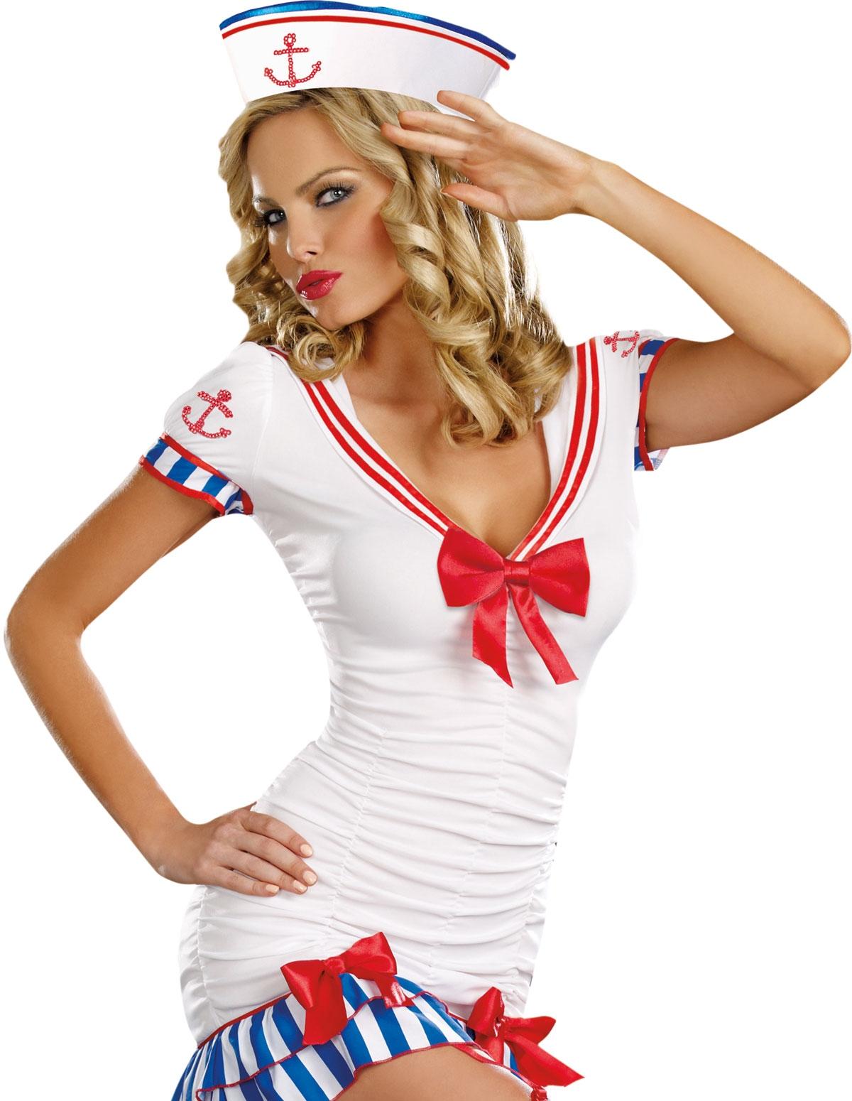 Pin-Up Sailor Costume