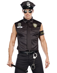 OFFICER ED BANGER COSTUME