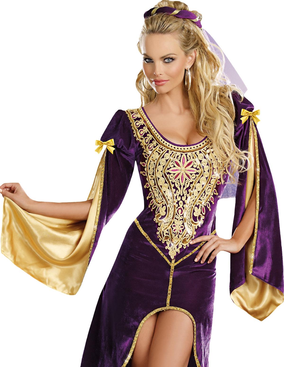 Queen Of Thrones Costume
