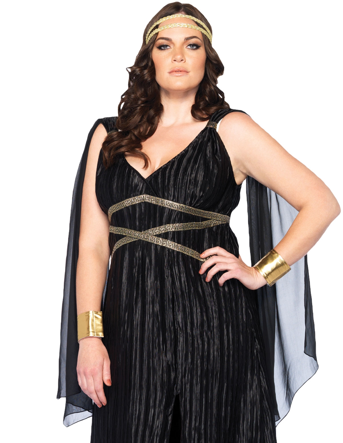 Dark Goddess Costume - Plus