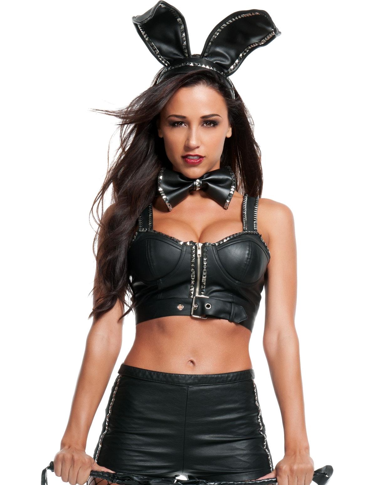 S&M Bunny Costume