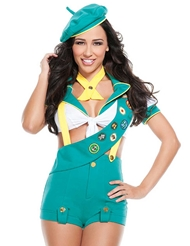 CAMP FIRE CUTIE COSTUME