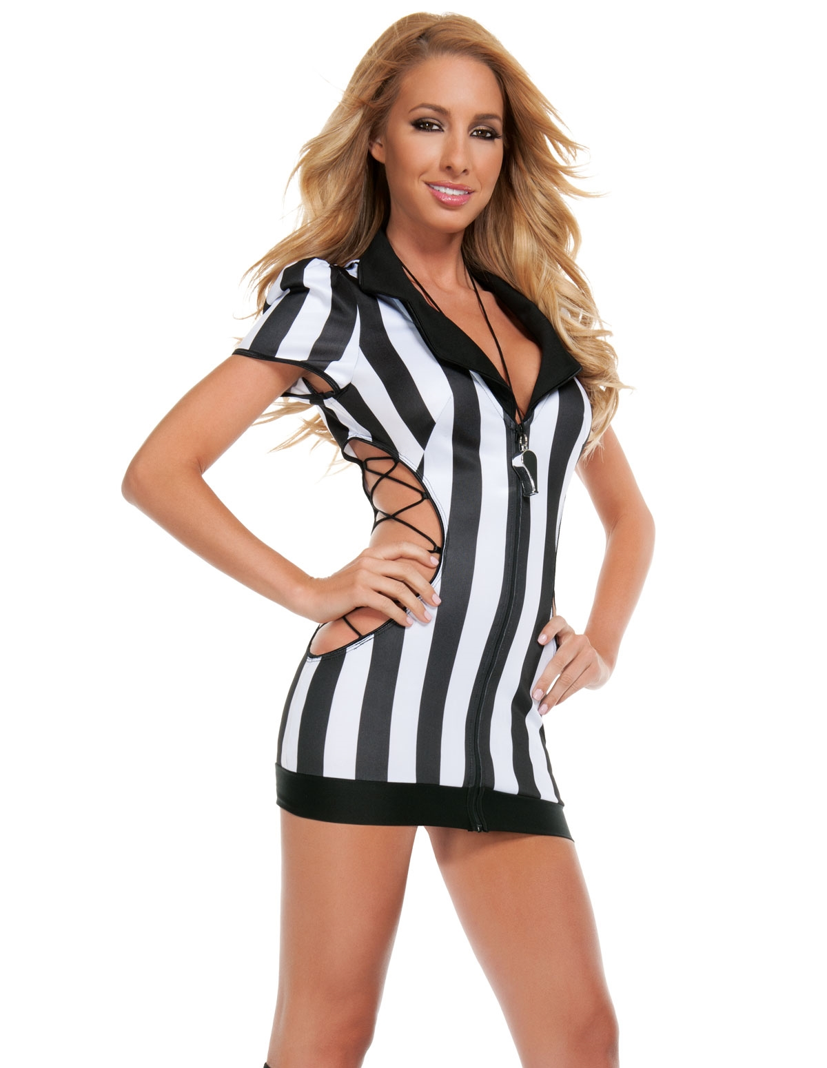 Cut-Out Referee Costume