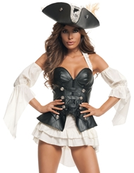 BLACK PEARL PIRATE COSTUME