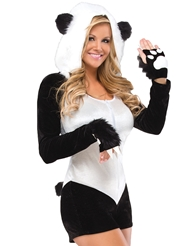 3PC PERKY PANDA COSTUME