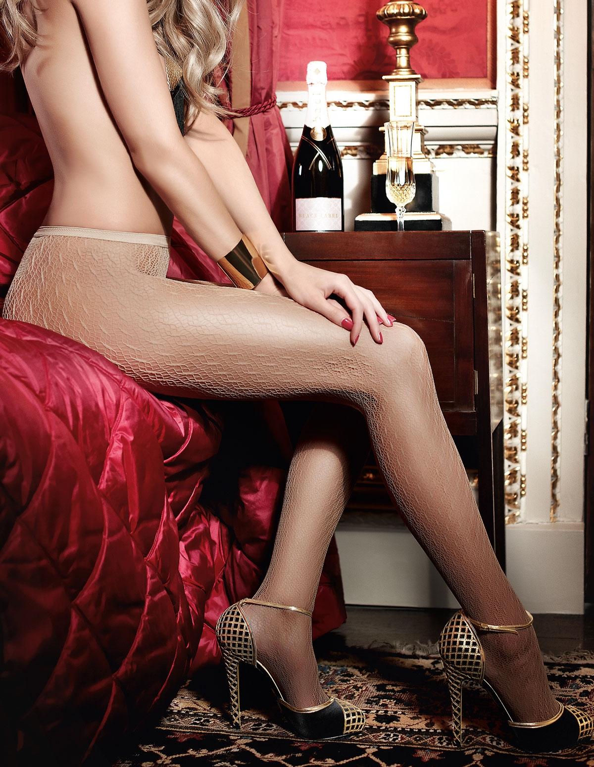 Nude Net Pantyhose