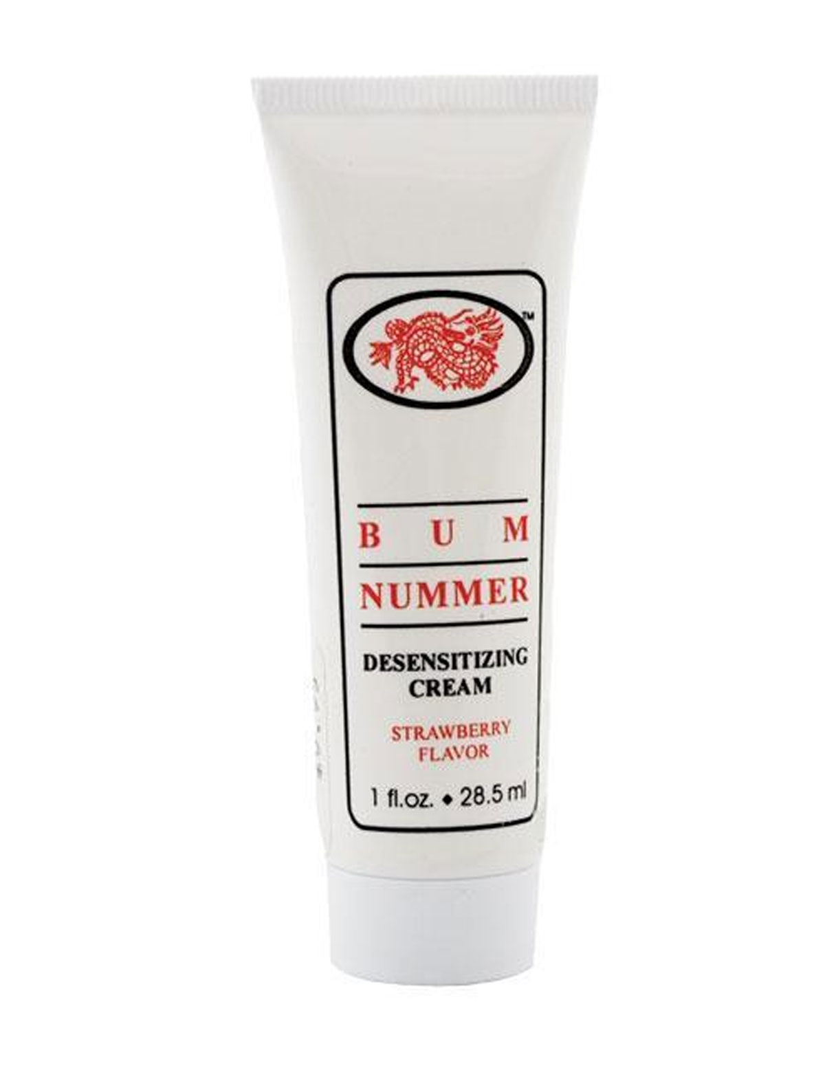 Bum Nummer Desensitizing Cream